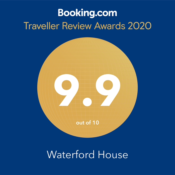 Waterford House Traveller Review Awards 2020